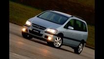 Chevrolet: Divulgados os preços de Meriva e Zafira em versão de despedida Collection