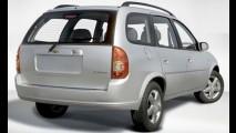 Chevrolet lança Novo Classic Wagon na Argentina