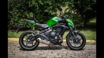 Kawasaki oferece bônus de até R$ 2 mil para ER-6n e Ninja 650