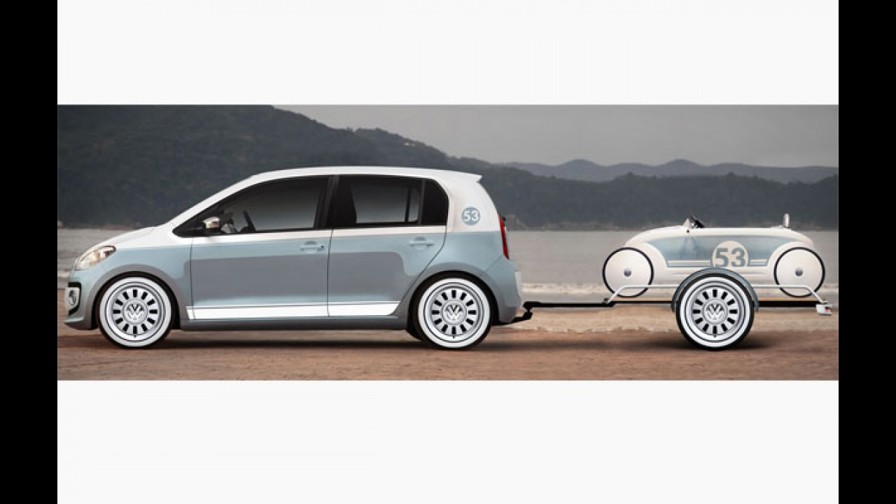 VW up! personalizado vai marcar presença no Bubble Gun Treffen em SP