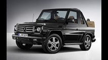 Mercedes anuncia fim de linha para versão conversível do Classe G