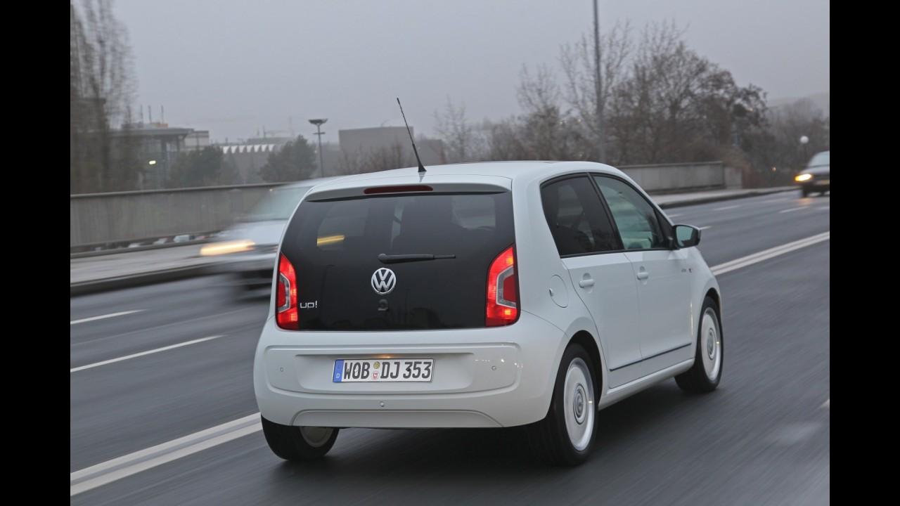 Salão de Nova York: Volkswagen up! é eleito o