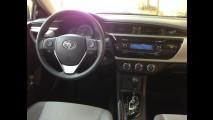 Garagem CARPLACE #1: Corolla GLi 1.8 faz 15 km/l, mas é despojado