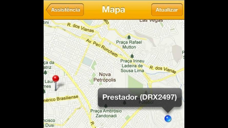 Nova tecnologia: Renault brasileira lança aplicativo de assistência técnica para iPhone