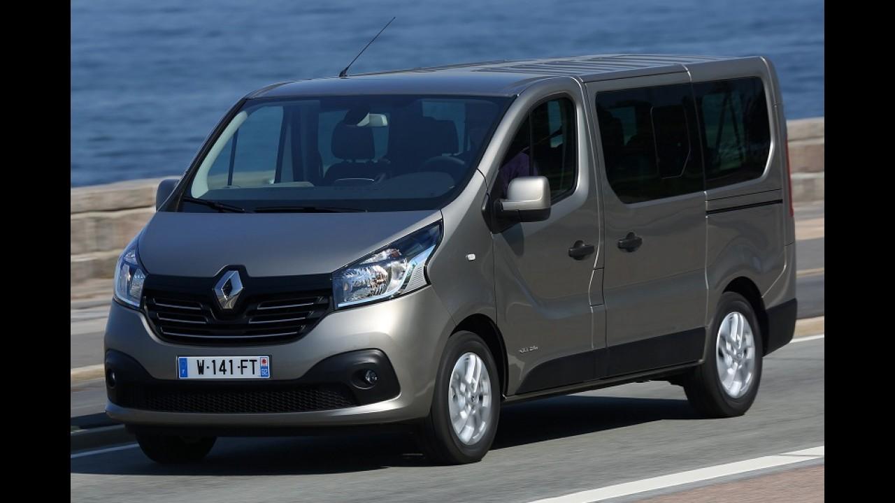 Fiat: parceria firmada com Renault deve originar sucessor do Scudo