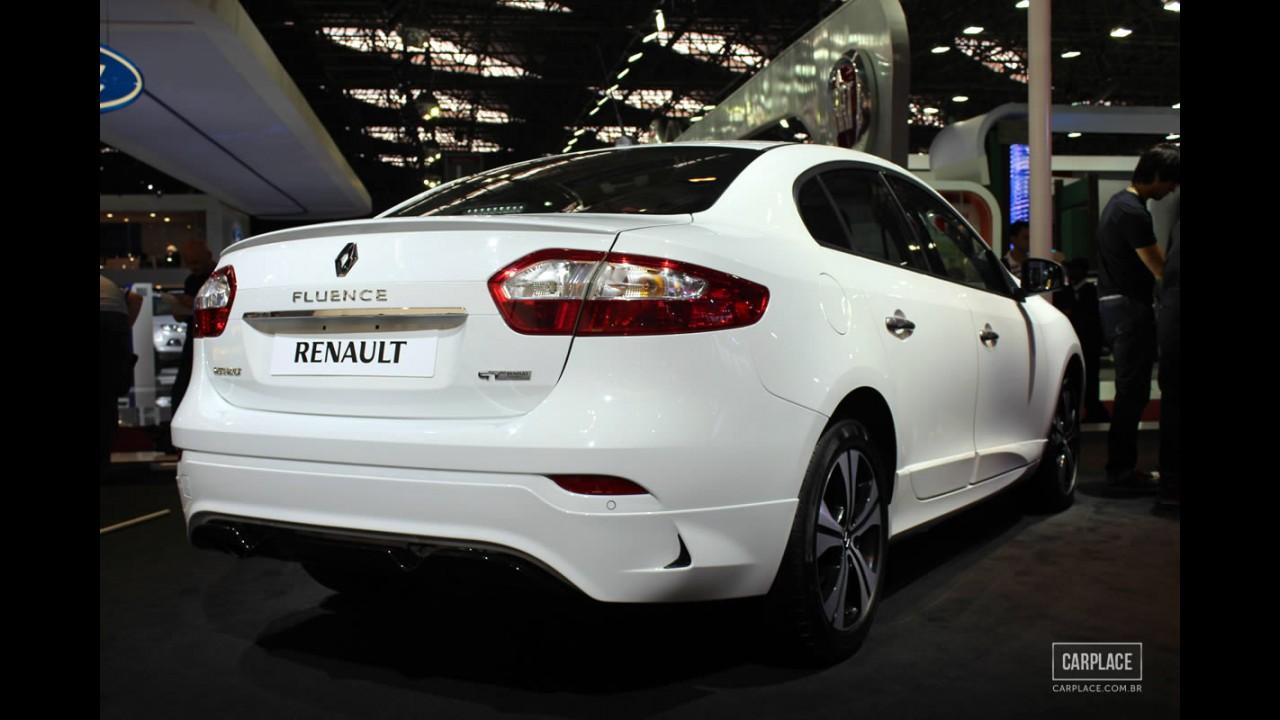 Salão do Automóvel: Renault mostra Fluence GT, Novo Clio e o conceito D-Cross