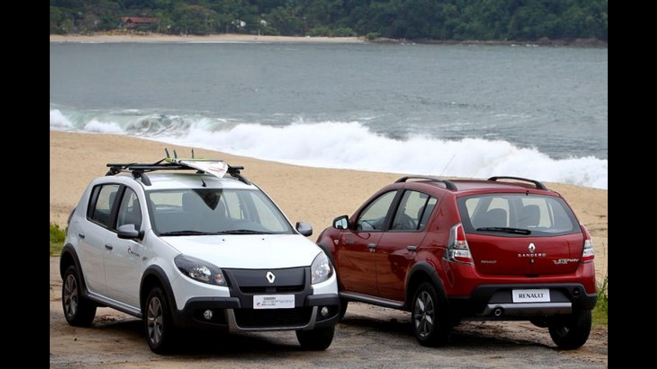 Análise CARPLACE: Sandero é destaque e Golf lidera hatches médios nas vendas PJ