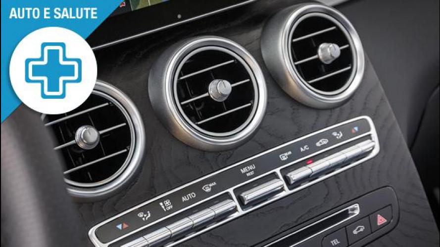 Climatizzatore in auto, come usarlo senza avere problemi