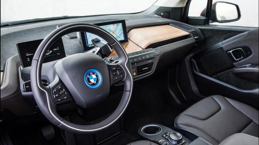 Connected car, BMW è la prima della classe