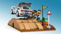 Peugeo 205 T16 Lego Porposal