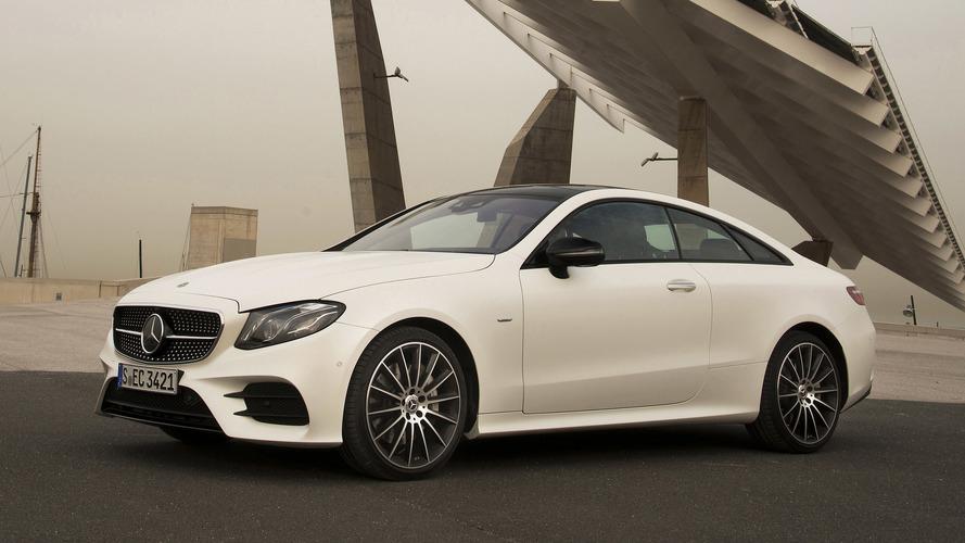 İlk Sürüş: 2018 Mercedes-Benz E400 Coupe