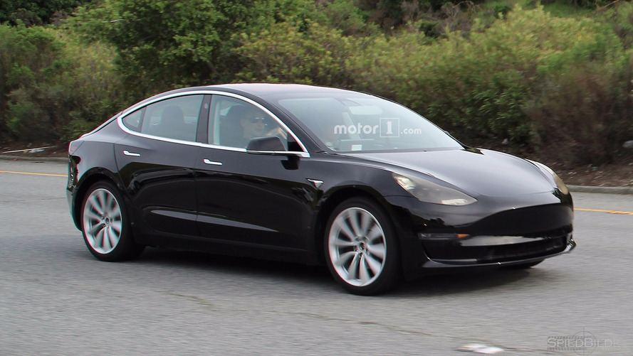 Tesla Releases New Model 3 Details In Model S Comparison Format