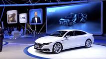 Novo Volkswagen Jetta - Esboço