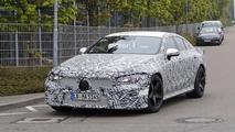 2019 Mercedes-AMG GT Sedan spy photo
