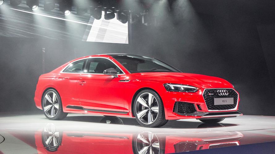 Huit nouvelles Audi et six déclinaisons RS d'ici 2018 !