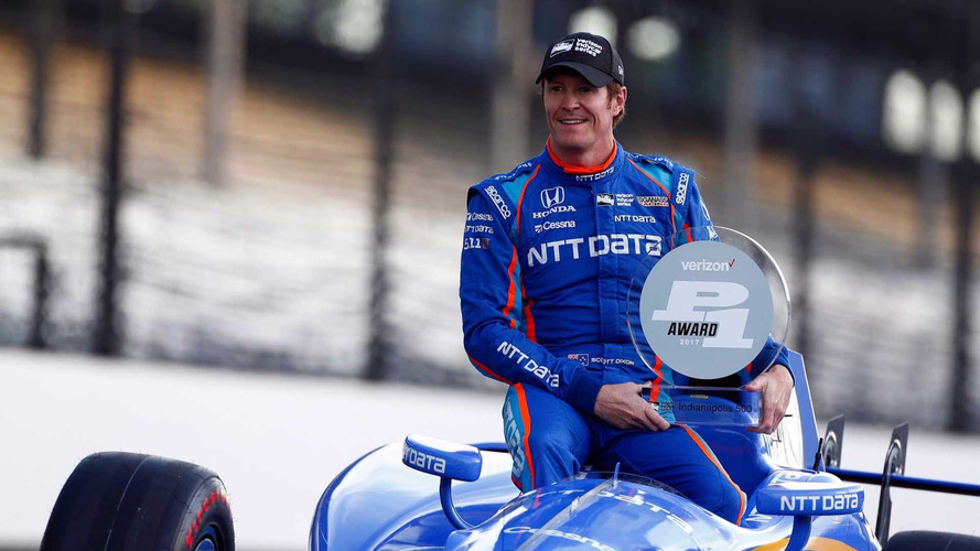 Indy 500 Pole Sitter Scott Dixon Robbed At Gunpoint At Taco Bell