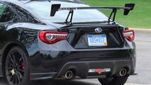 Subaru BRZ STI Spy Shots