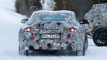 Toyota Supra Spy Photos