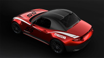 Mazda MX-5 Cup Car with hardtop