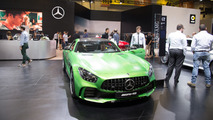 Mercedes-AMG GT R - 2017 İstanbul Autoshow