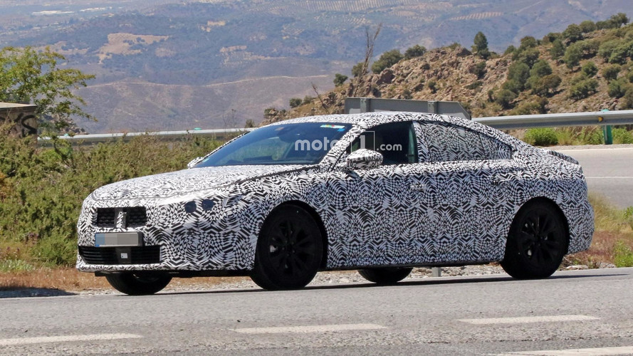 All-New Peugeot 508 Caught Masking Its Sleek Production Body
