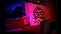 Jeep Easter Safari steht vor der Tür