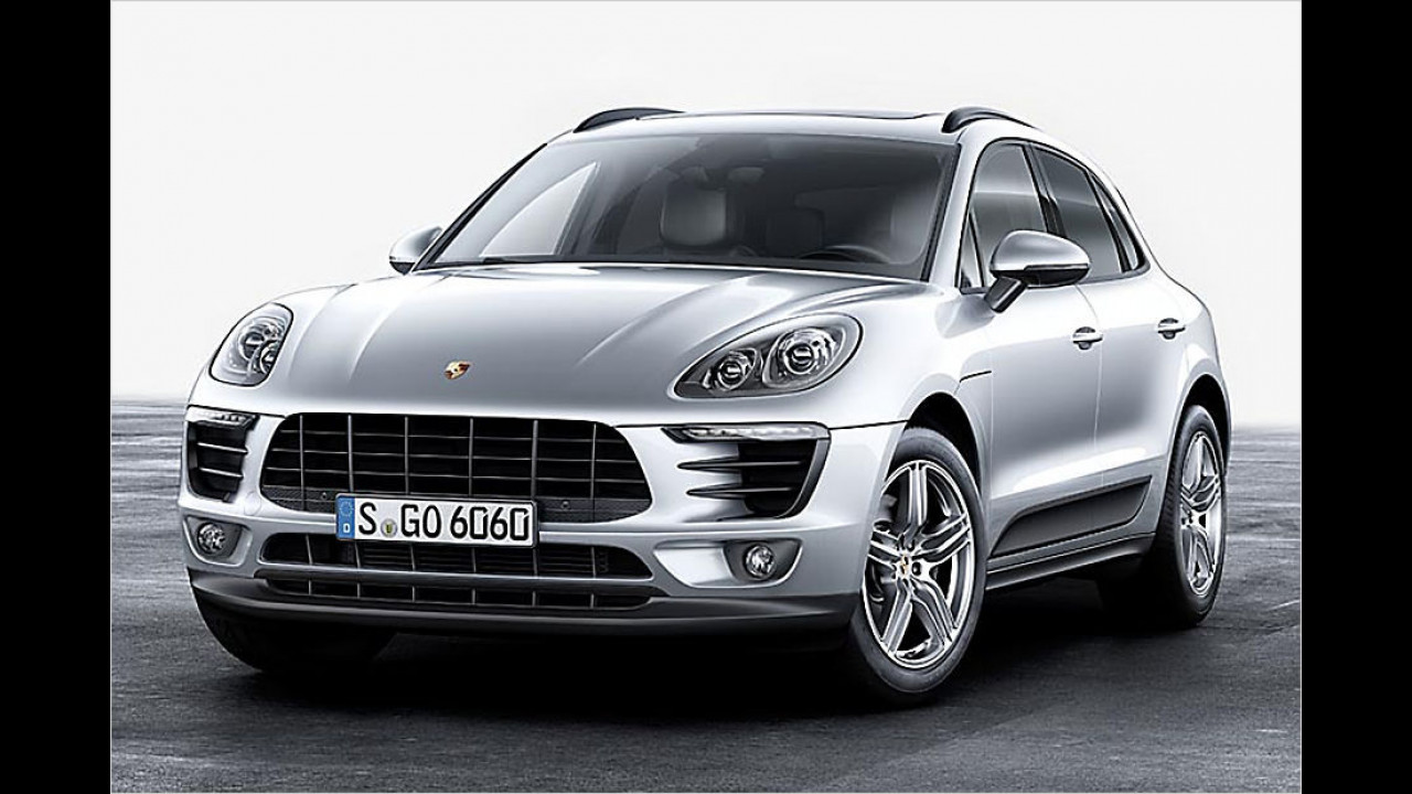 Lösung: Porsche Macan GTS