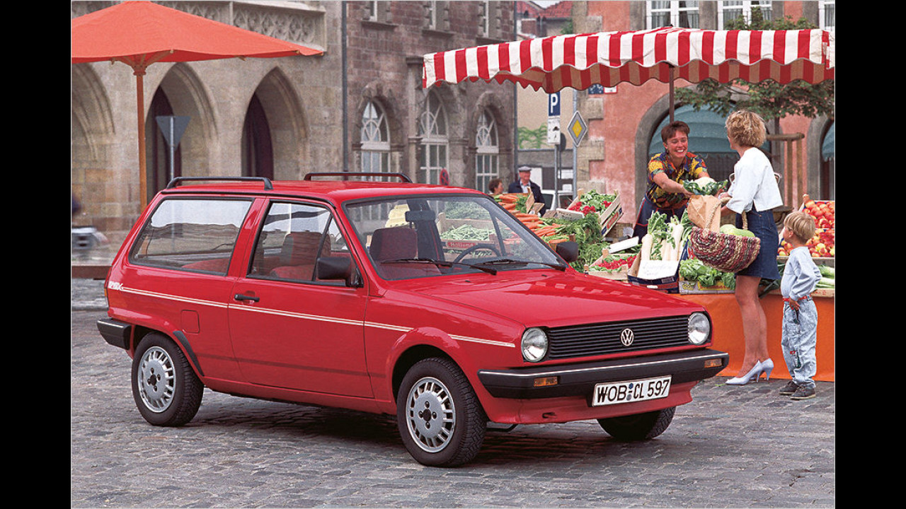 VW Polo II