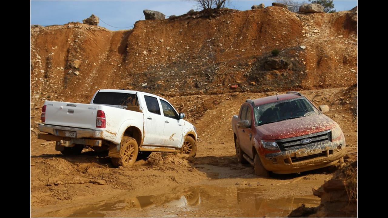 Ford Ranger/Toyota Hilux