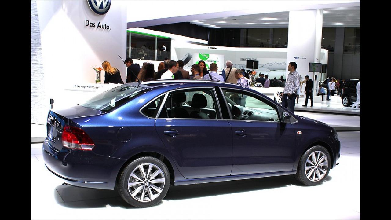 VW Polo Stufenheck