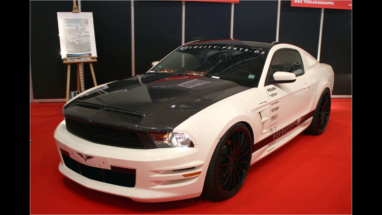 Ford Mustang GT Velocity Edition