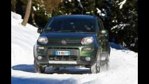 Sulla neve con la Fiat Panda 4x4 TwinAir