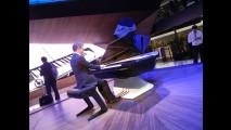Il pianoforte Peugeot Pleyel a Parigi