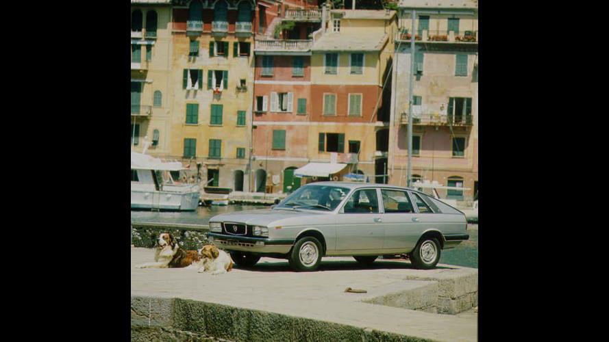Lancia Gamma,