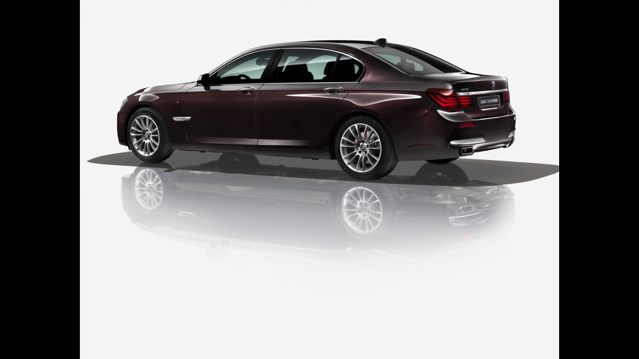 BMW Serie 7 Horse Edition