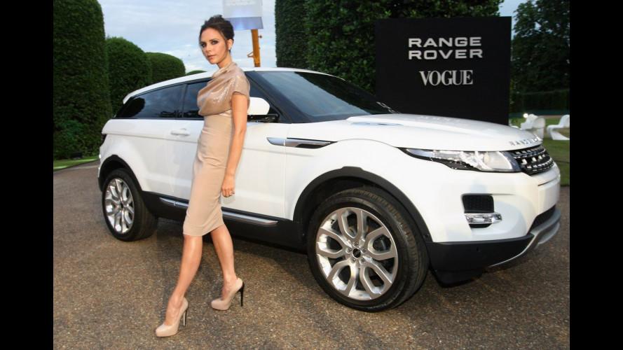Victoria Beckham è Creative Design Executive Range Rover