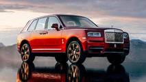 1. Il primo SUV della Rolls-Royce