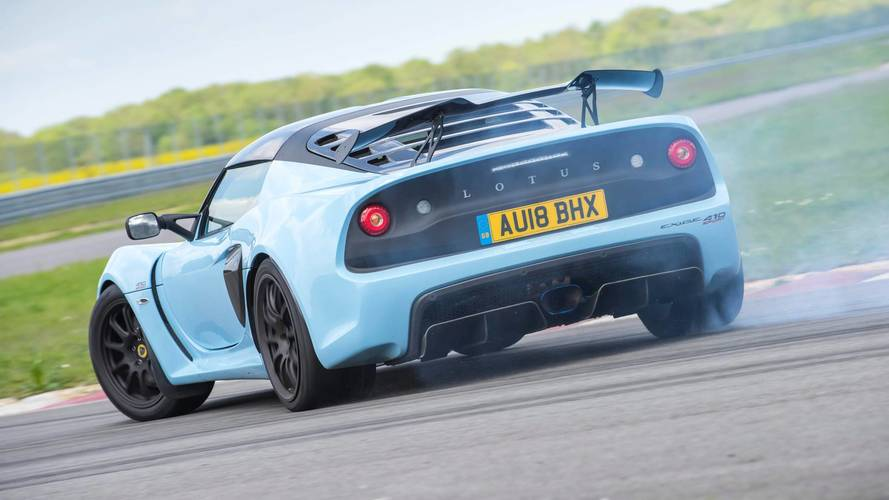 Lotus Exige Sport 410 first drive: The Goldilocks option