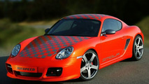 Rinspeed Imola: Based on Porsche Cayman