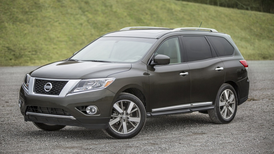 2016 Nissan Murano & Pathfinder pricing announced [video]