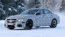 2017 Mercedes-AMG E63 spy photo