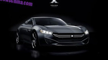 Chinese producer shows new electric supercar, debuts July 26