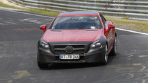 2016 Mercedes-Benz SLC spy photo