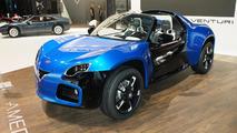 Venturi America at 2014 Paris Motor Show