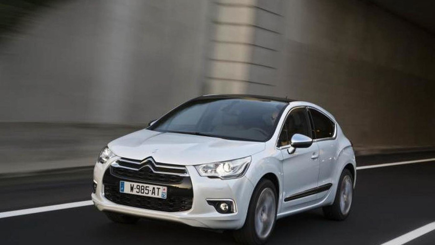 Citroen DS 4 gains new engines & updated technology