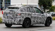 2015 BMW X1 spy photo