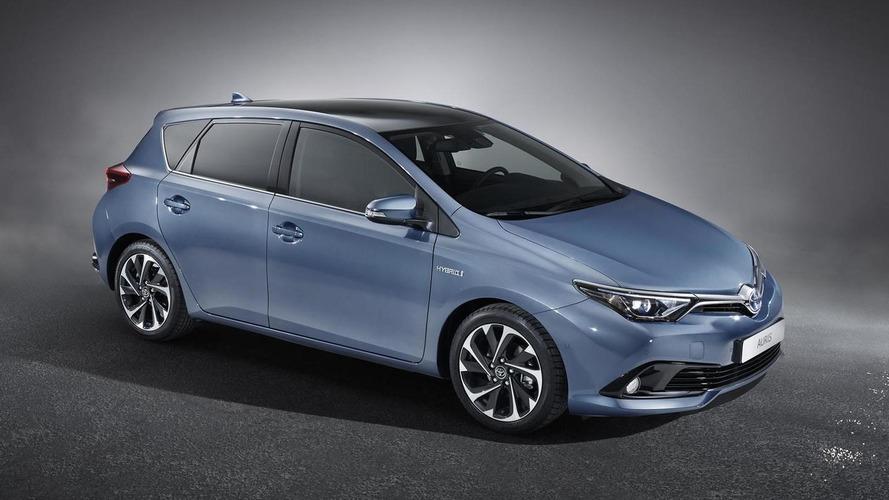 Toyota Auris Hybrid Türkiye pazarına giriş yaptı