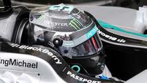 Nico Rosberg, Brazilian Grand Prix / XPB