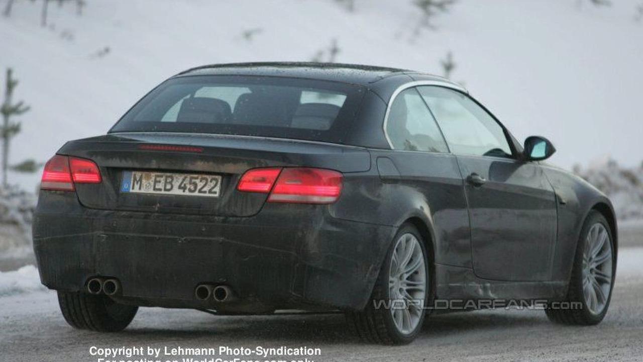 SPY PHOTOS: BMW M3 CC