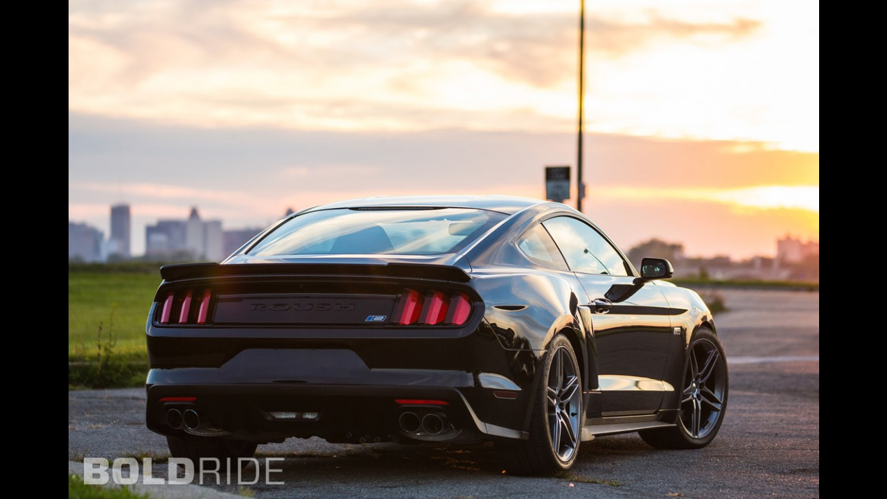 Roush Ford Mustang Stage 2
